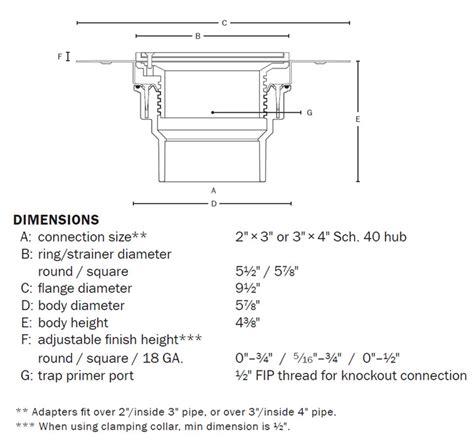 Floor Sink Detail by Floor Sink Installation Detail Gurus Floor