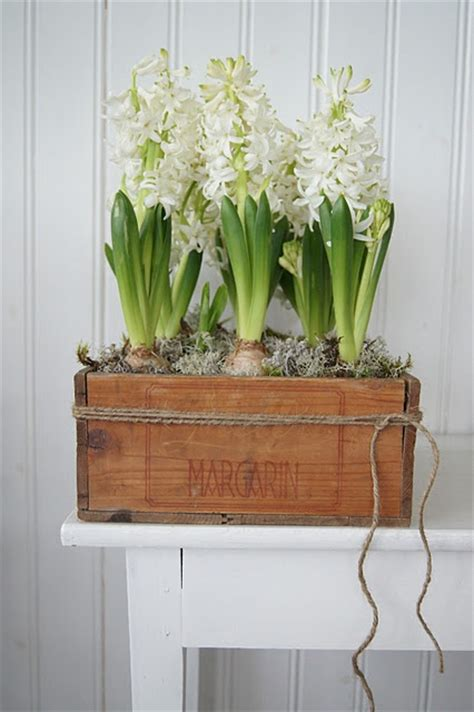 Wooden Crate Planter by Wooden Crate Planters Megan Handmade