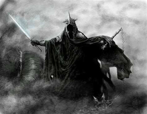 The Lord witch king the lord of the rings monsters vault