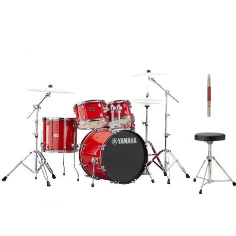 Kaos Yamaha Drums P yamaha rydeen 22 quot drum kit w hardware package
