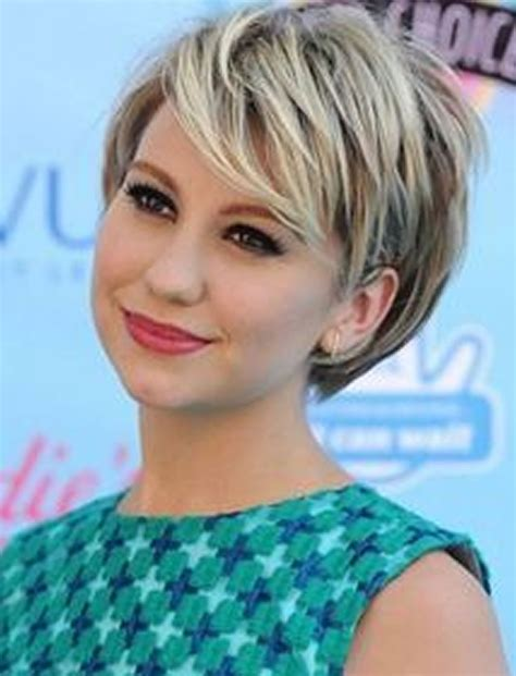 hair cut for fish face round face short hairstyles haircuts for round face thin