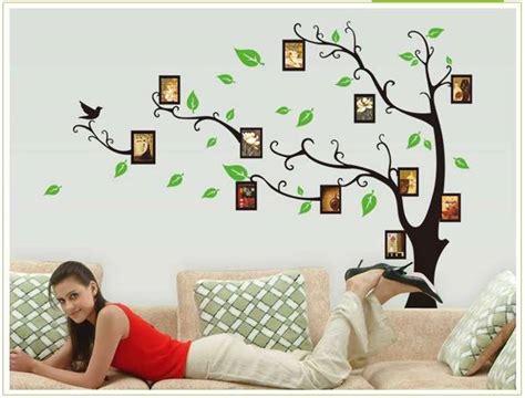 Wall Sticker Warna Warni jual stiker dinding gambar pohon stiker dinding murah