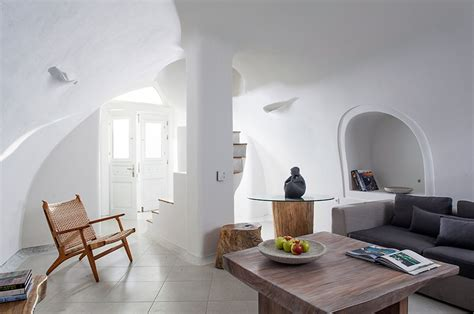 Small Architects House Santorini Cycladic Chic At Eco Villa In Santorini 171 Luxury