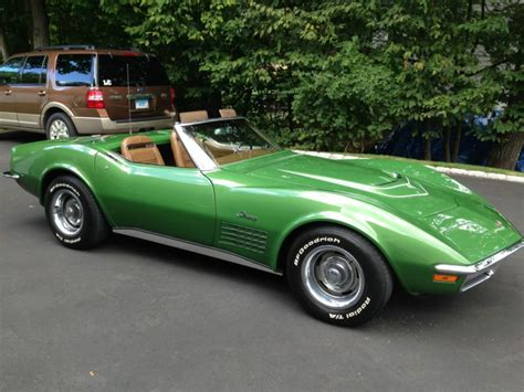 how to sell used cars 1972 chevrolet corvette electronic valve timing buy used 1972 chevrolet corvette in riverside connecticut united states for us 18 700 00