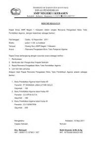 Resume Upload Format by Notulen Rapat