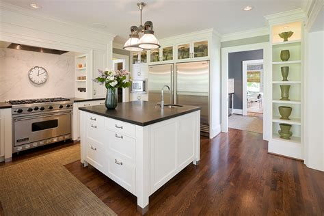 square kitchen islands