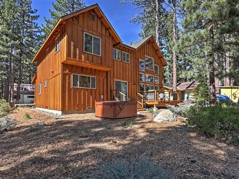 1000 ideas about lake tahoe cabin rentals on