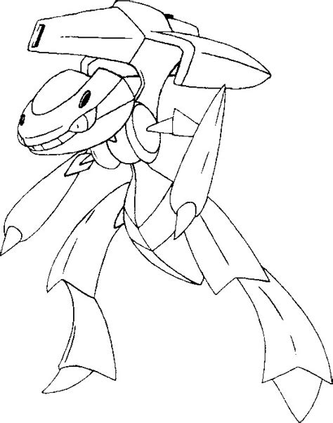 pokemon coloring pages genesect coloring pages pokemon genesect drawings pokemon