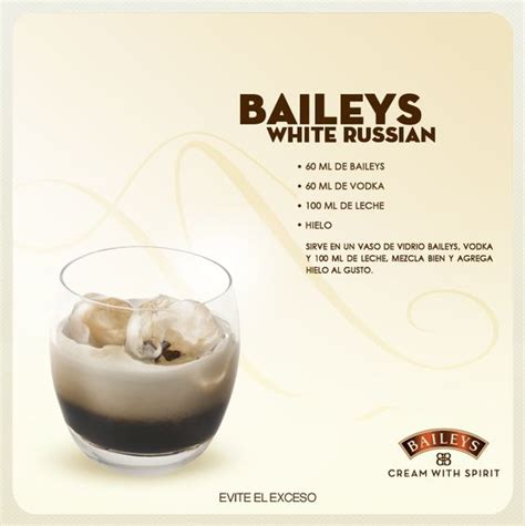 baileys white russian recipe drinks drinks boozy pinterest drinks vodka and russian