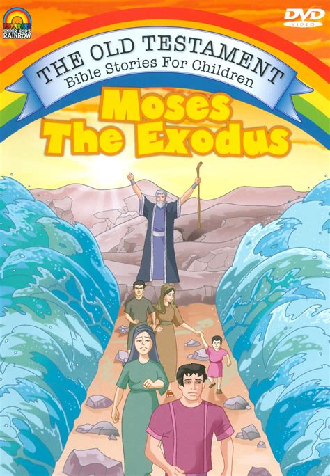 themes of moses story the old testament bible stories for children moses the