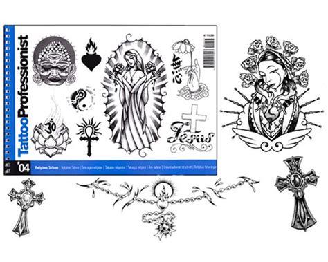 Tattoo Flash Books Canada | pro religious flash book 4 professionist flash books