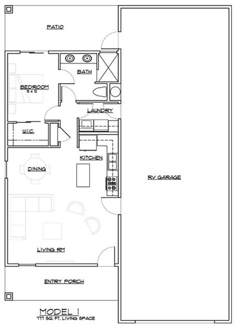 rv port home plans 232 best small tiny houses images on pinterest