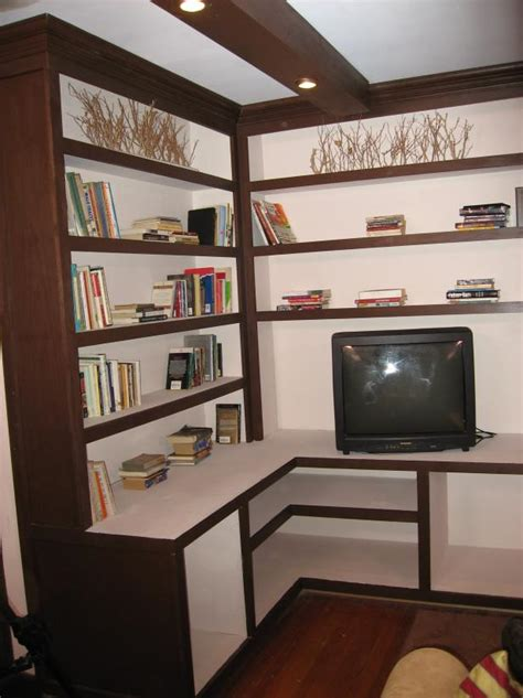 Customize Ready Made Bookcases Hgtv How To Make Built In Bookshelves Hgtv