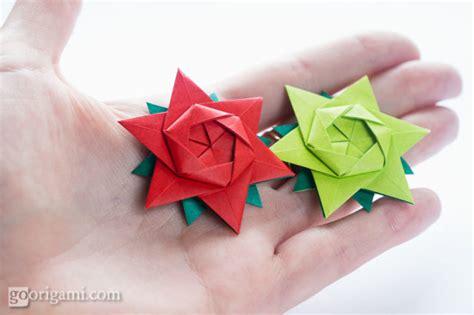 Origami 12 Point - origami 12 point tutorial origami handmade