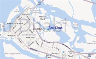 abu dhabi tide station location guide