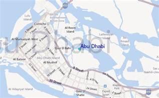World Abu Dhabi Location Map Abu Dhabi Tide Station Location Guide