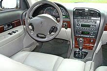 electric and cars manual 2006 lincoln zephyr interior lighting lincoln ls wikipedia