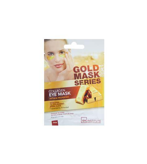 Aqua Collagen Gold Mask buy idc institute gold mask series collagen eye mask