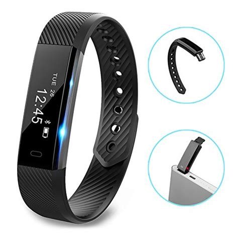 best exercise bracelet bracelet fitness tracker best bracelet 2018