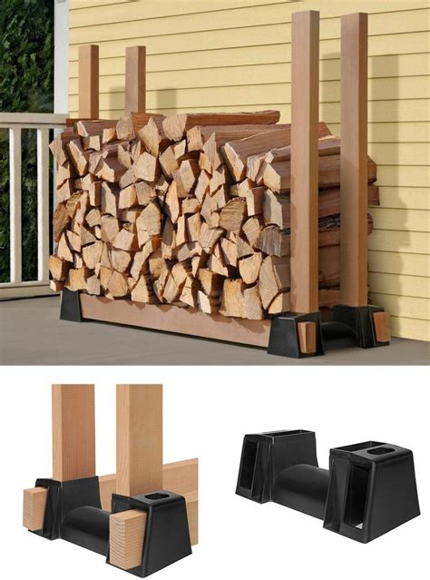 8 easy to build firewood rack bracket kit reviews