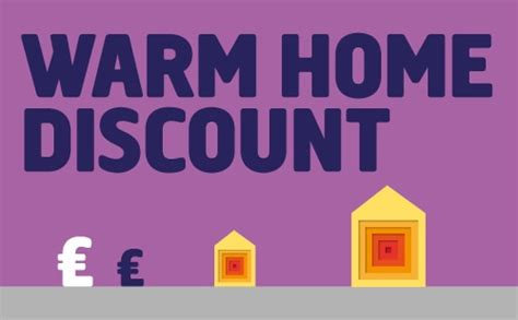 can i apply for the government home discount scheme if i