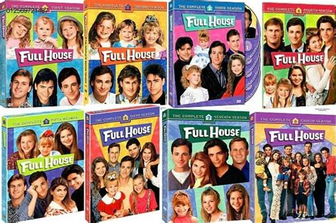 full house dvd set full house complete series season 1 8 1 2 3 4 5 6 7 8 new dvd set