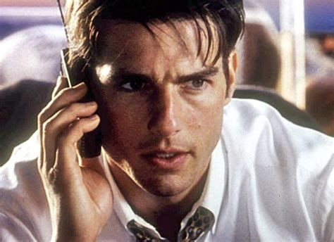 film tom cruise agent bob tiede what do you want