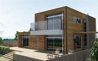 The Modern House by Photo Gallery Model Of Modern Wooden Minimalist Home