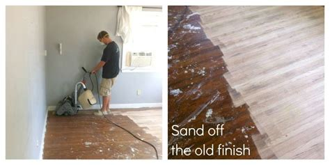 How Do You Refinish Hardwood Floors by How To Remove Carpet And Refinish Wood Floors Part 1