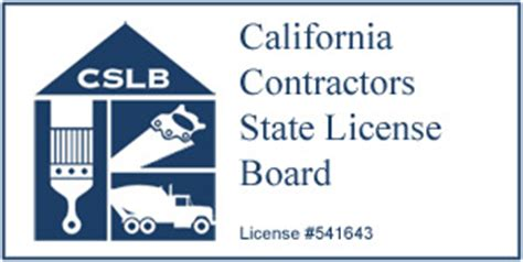 Contractors State License Board | today s entry doors