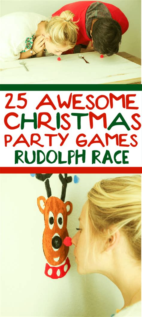 holiday party game ready for christmas 25 hilarious minute to win it christmas games for kids and