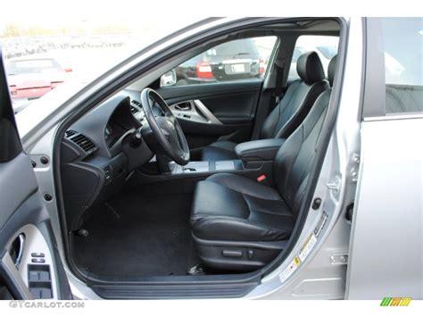2007 Toyota Camry Interior by 2007 Toyota Camry Se V6 Interior Color Photos Gtcarlot