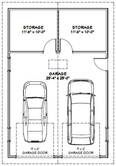 dimensions of single car garage 25 best ideas about 2 car carport on pinterest carport