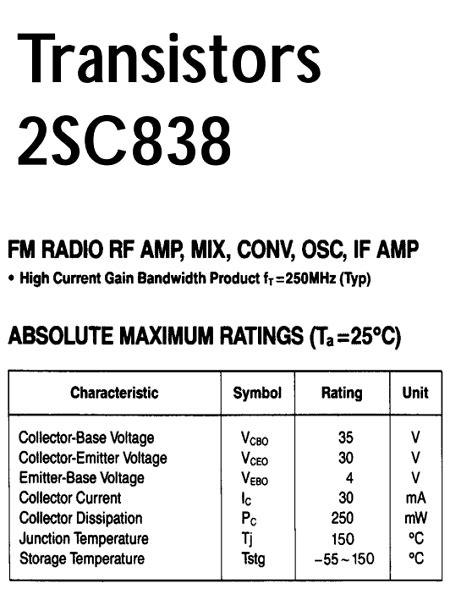 datasheet transistor fm datasheet transistor fm 28 images buw32 338292 pdf datasheet ic on line ptb20177 71528 pdf