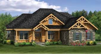 Ranch House Plans With Walkout Basement craftsman ranch with finished walkout basement