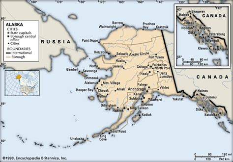 alaska facts information pictures encyclopedia alaska political features kids encyclopedia children