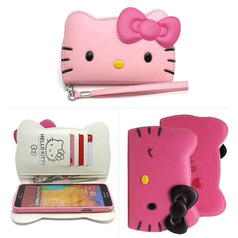 Flipcase Soft Hellokitty Iphone 4 4s Pink hello iphone 6 6s 6 6s plus wallet cover