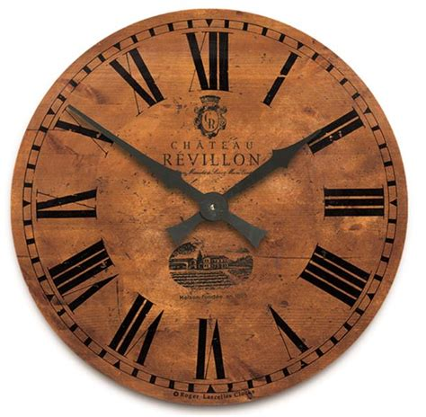 Giant Clocks by Large Vineyard French Wall Clock 50cm