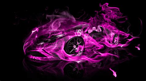 purple ferrari wallpaper ferrari 458 spider fire car 2013 el tony part 1920