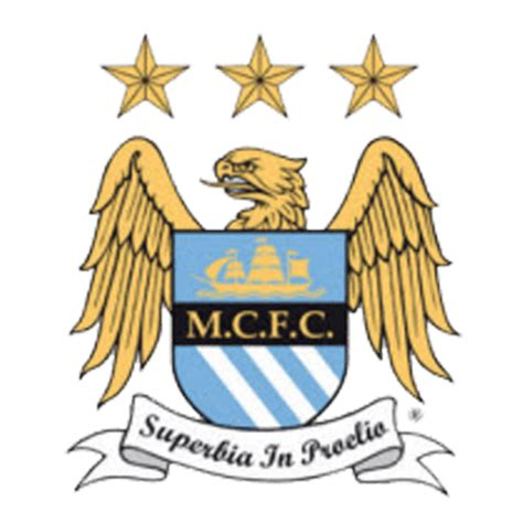 manchester city football club logo  png images