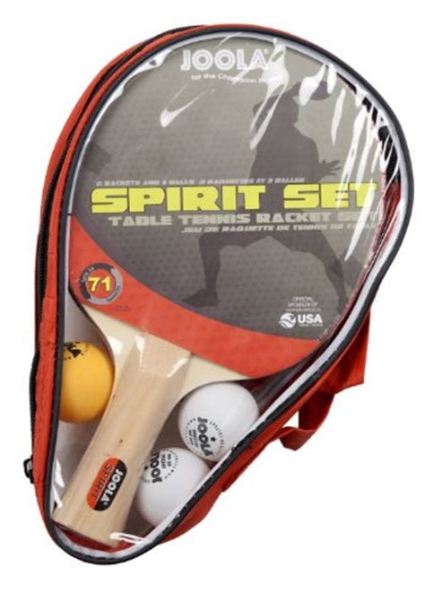 Racket Table Tennis Bat Pingpong Team Germany 500 Promoo joola table tennis spirit racket set