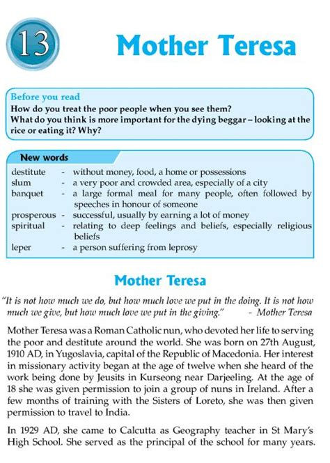 mother teresa biography resume college essays college application essays mother teresa