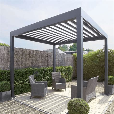 How It Works Aluminum Pergola Aluminum Pergola Kits