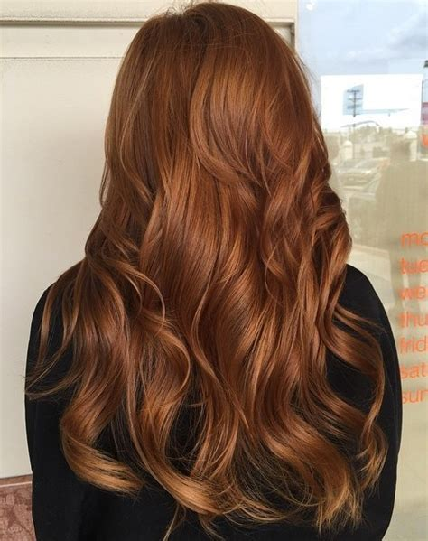 light copper hair color 40 fresh trendy ideas for copper hair color
