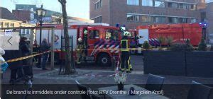Brinks Home Security Safe With Rati Kan Do Brand Bij Hotel De Jonge In Assen Buysrogge Safe B V