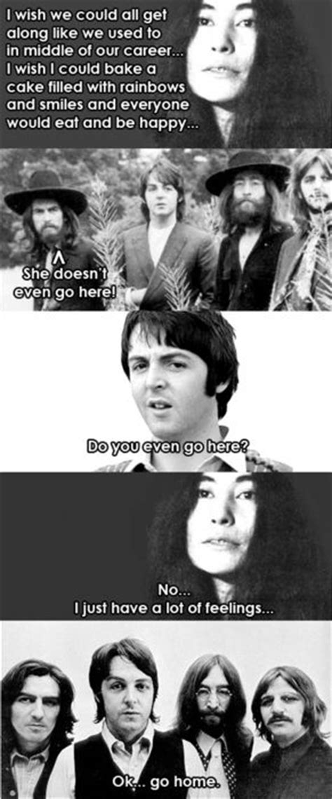 The Beatles Meme - 68 best images about beatles jokes on pinterest music