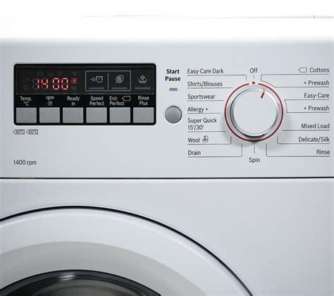 Buy BOSCH WAB28261GB Washing Machine   White   Free