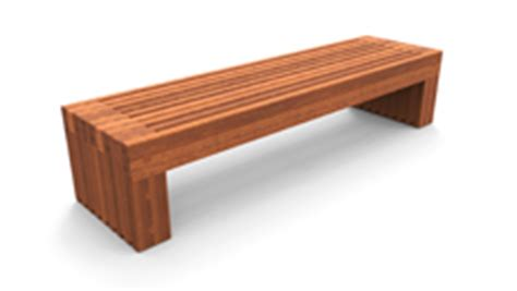 Landscape Forms Palisade Bench Benches