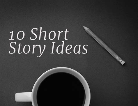 themes in the story when the sun goes down 10 short story ideas