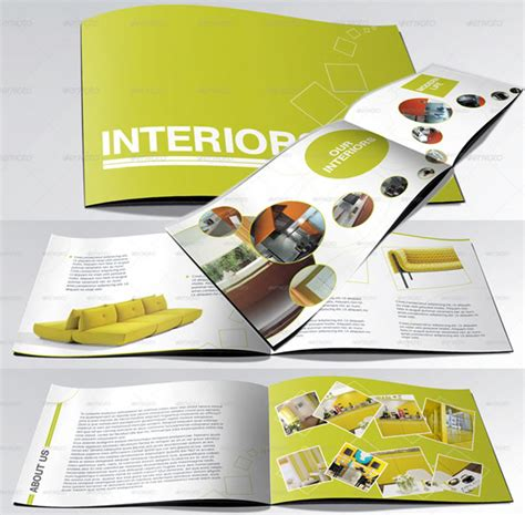 layout a5 brochure a5 booklet catalogue brochure layout using circles